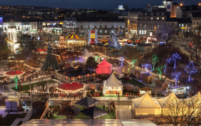Don't miss the Christmas Markets!