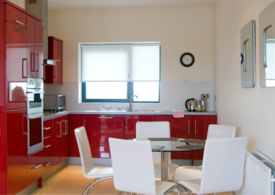 Galway Citypoint Holiday Apartments.